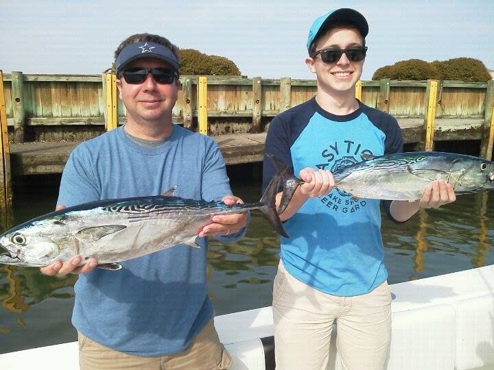 Wilmington fishing charters guided local trips for Captain mike fishing