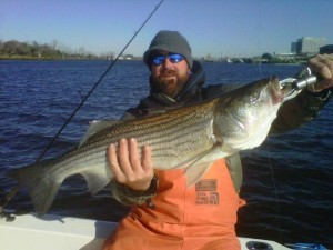cape fear river fishing charter