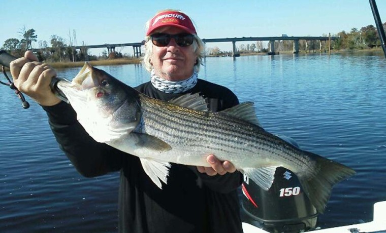 cape fear river fishing charter