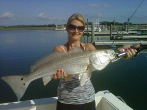 fishing charters topsail beach nc