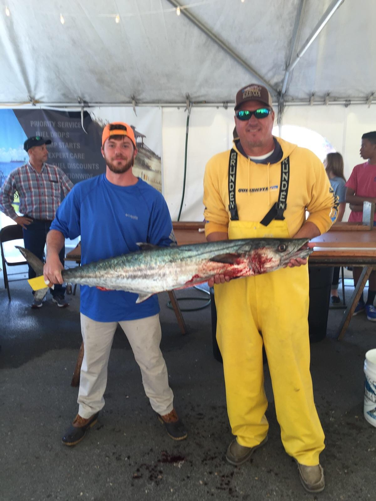 King fishing wilmington fishing charters for Wrightsville beach fishing charters